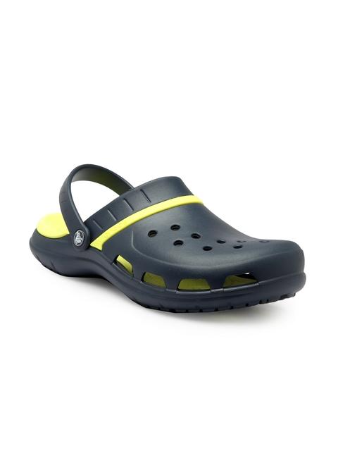 Crocs Men Navy Blue MODI Sport Clogs
