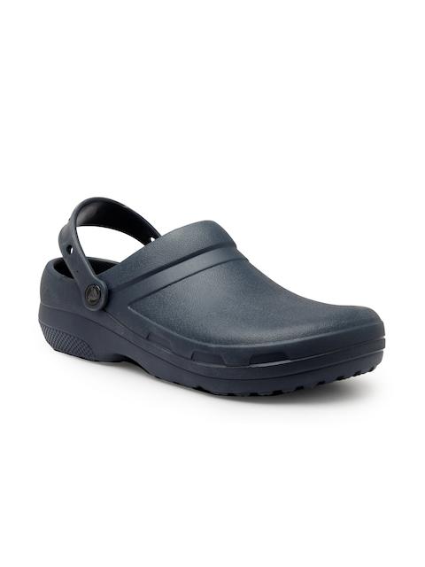 Crocs Men Navy Blue Specialist II Clogs