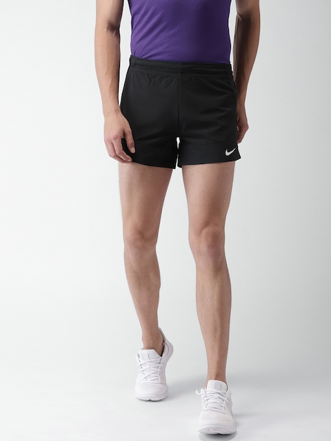 Nike Men Black AS W NK FLX 2IN1 DRI-FIT Sports Shorts