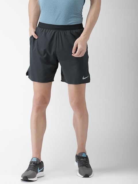 Nike Men Black AS M NK FLX STRIDE Sports Shorts