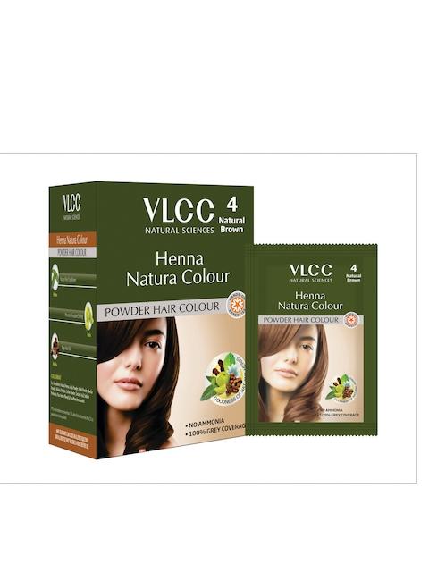VLCC Henna Natura Brown Powder Hair Colour 100g