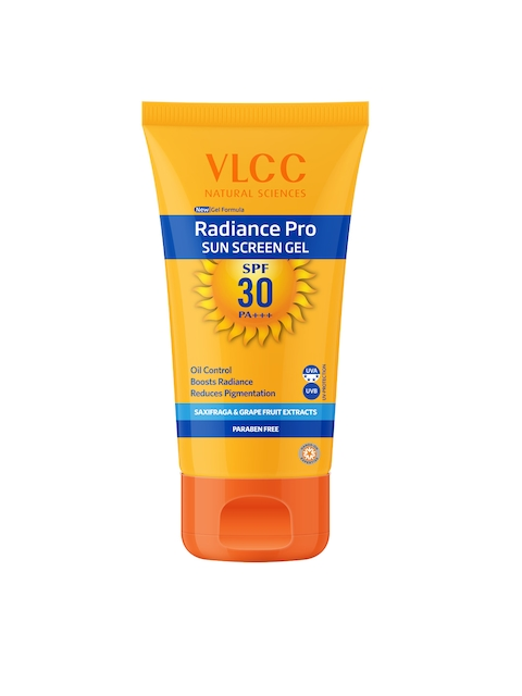 VLCC Unisex Radiance Pro SPF 30 Sun Screen Gel 50 g