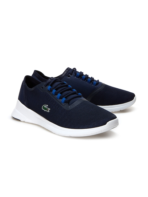 Lacoste Men Navy Blue Training or Gym Shoes