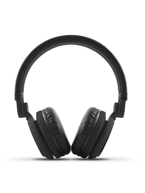 Energy Sistem Unisex Black DJ2 Over-Ear Headphones with Mic