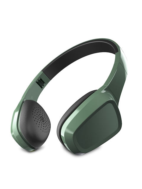 Energy Sistem Unisex Green Headphones with Mic