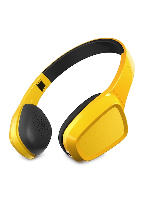 Energy Sistem Unisex Yellow Headphones with Mic