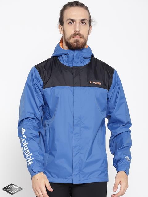 Columbia Assorted PFG Storm Hooded Rain Jacket