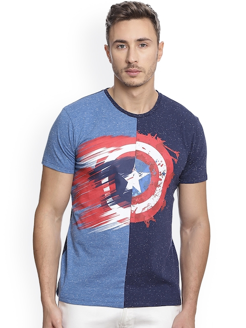 010e62cf2 Captain America Men T-Shirts   Polos Price List in India 24 March ...