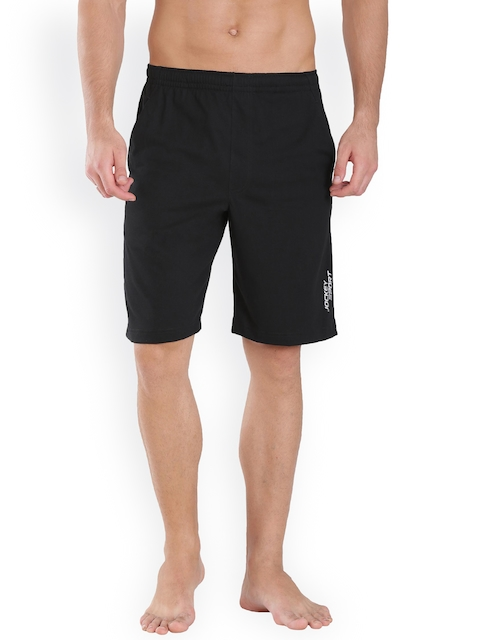 Jockey Sport Performance  Men Black Shorts SP26