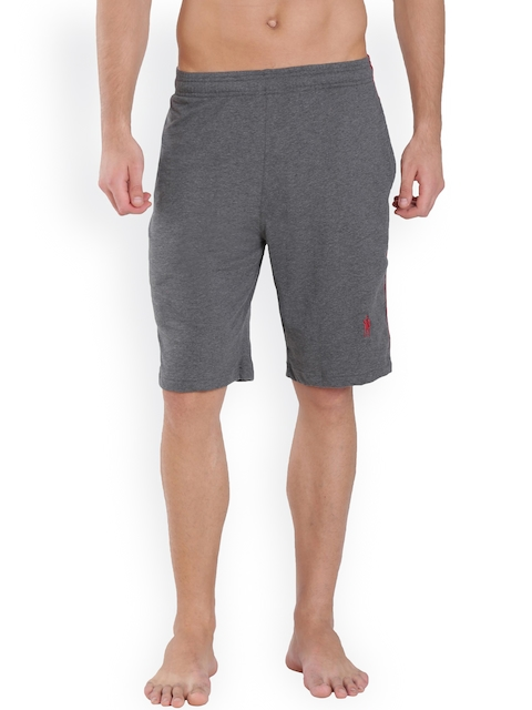 Jockey 24 x 7 Men Grey Shorts 9426