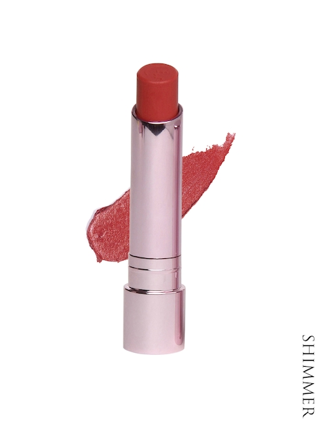 Lotus Herbals Make-Up Ecostay Long Lasting Shanghai Red Lip Colour 411