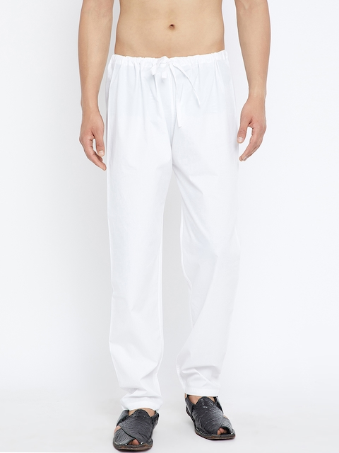 even Pack of 2 White Men Pyjamas