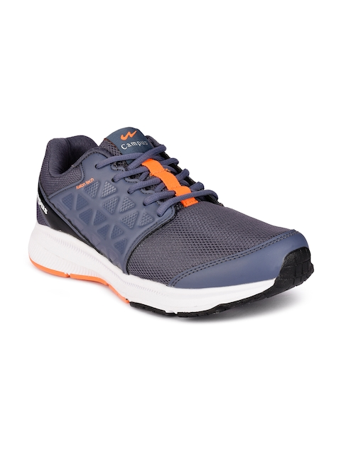 Campus Men Blue Running Shoes 5G-493-R1-RSLATE-FORG-10