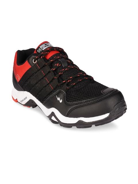 Campus Men Black Running Shoes 5G-431-R2-BLK-RST-10