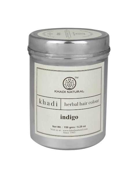 Khadi Natural Unisex Indigo Herbal Hair Colour