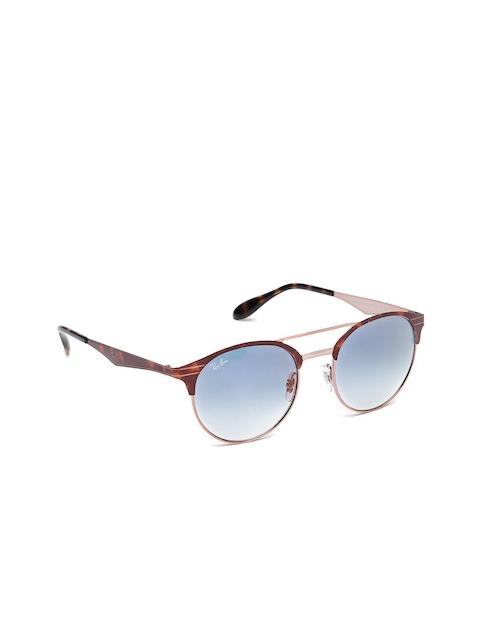 Ray-Ban Unisex Round Sunglasses 0RB35459074X051