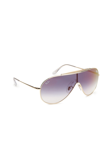 Ray-Ban Unisex Shield Sunglasses 0RB3597001/X033