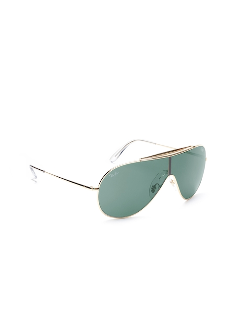 Ray-Ban Unisex UV Protected Shield Sunglasses 0RB359790507133