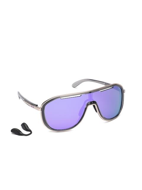OAKLEY Men Shield Sunglasses 0OO413341330626-