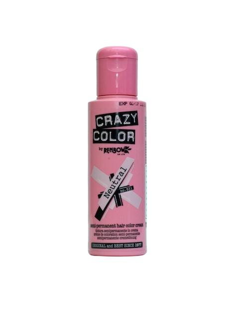 Crazy Color Unisex Neutral 31 Semi-Permanent Hair Colour 100 ml