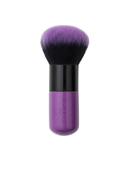 Lottie London Purple & Black Kabuki Babe Brush