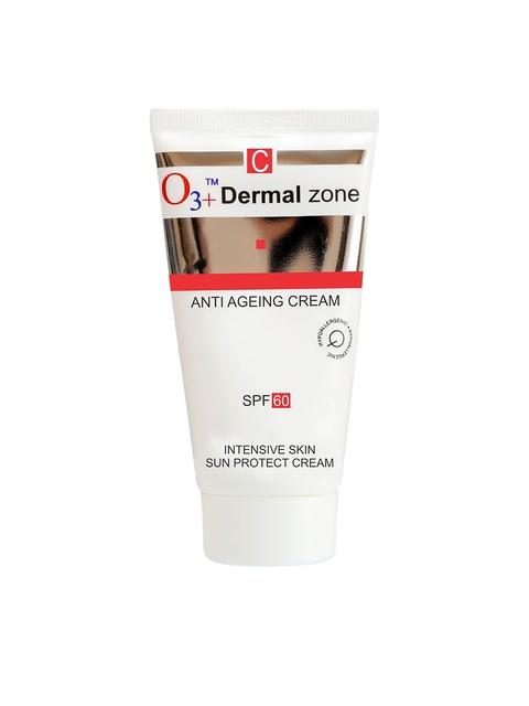 O3 Unisex Dermal Zone SPF 60 Anti Ageing Cream