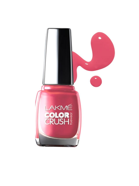 Lakme Truewear Color Crush Nail Polish 21