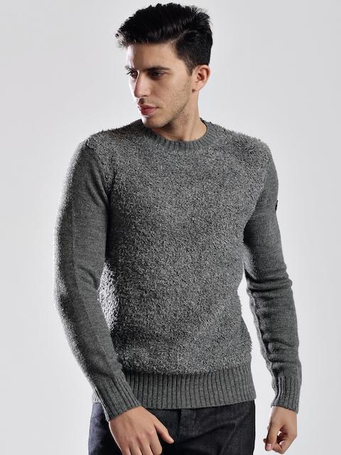 Calvin Klein Jeans Grey Sweater