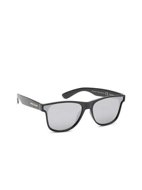 fb917470f4b6 60%off Daniel Klein Women Mirrored Polarised Wayfarer Sunglasses DK3167-C2