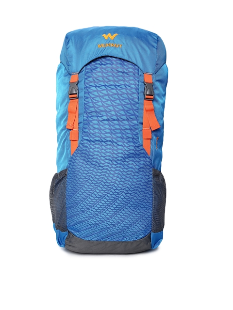 Wildcraft Unisex Blue Verge35 Rucksack