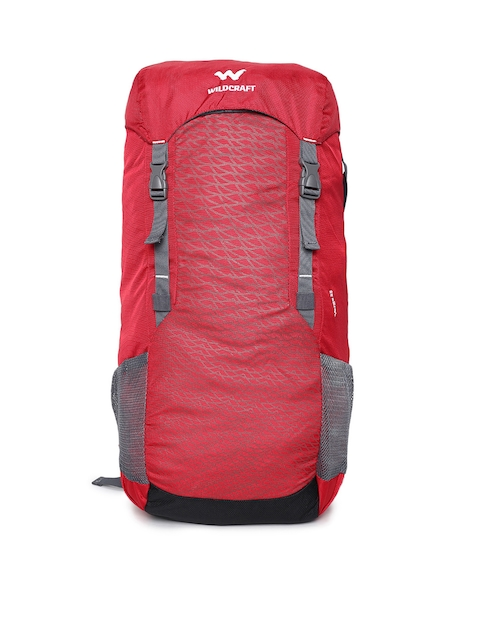 Wildcraft Unisex Red Verge 35 Rucksack