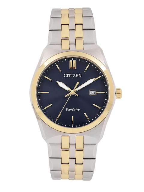Citizen Men Blue Analogue Watch