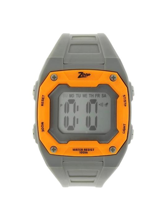 Zoop Boys Grey Digital Watch 26011PP02