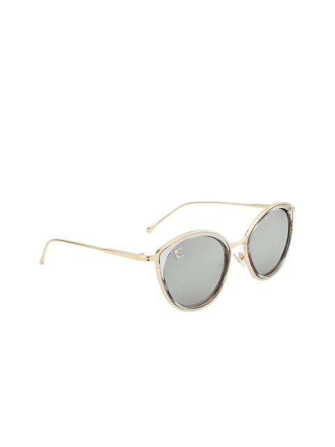 Clark N Palmer Women Cateye Sunglasses CNP-4104-C4