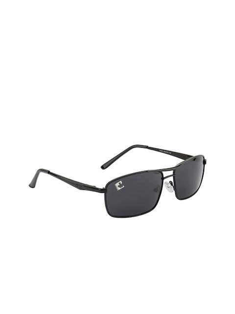 Clark N Palmer Unisex Rectangle Sunglasses CNP-P1848-C1