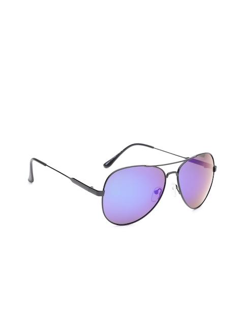 Roadster Unisex Aviator Mirrored Sunglasses MFB-PN-PS-B0334