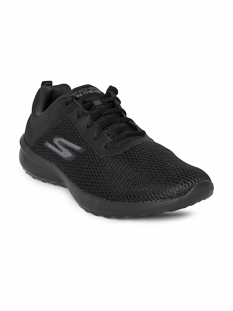Skechers Men On-The-City 3.0 Black Walking Shoes