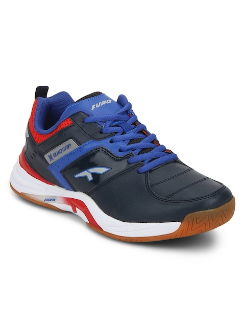 FURO by Red Chief Men Navy Blue Tennis Shoes