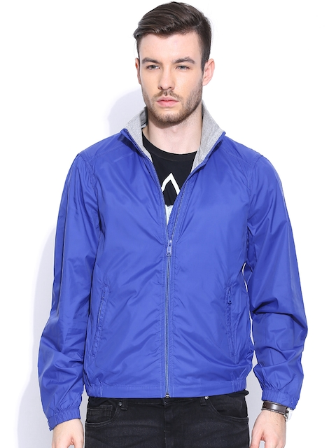 United Colors of Benetton Blue Jacket