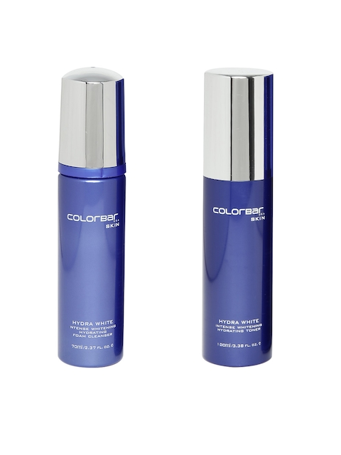 Colobar Toner and Foam Cleanser Set