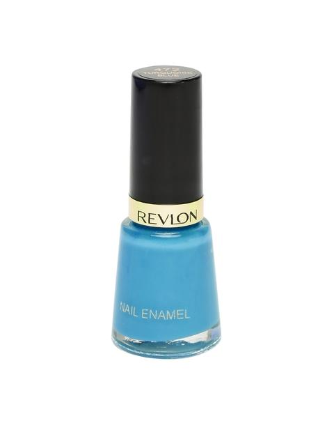 Revlon Turquoise Blue Nail Enamel 472