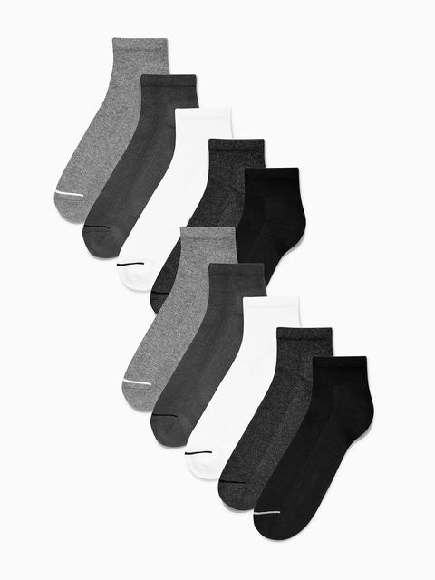 next Men Pack of 10 Assorted Sports Socks