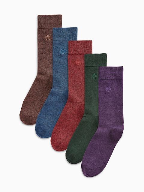 next Men Pack of 5 Socks