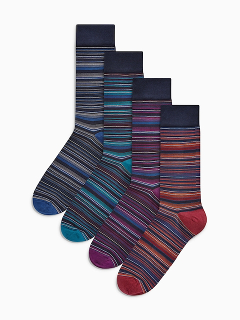 next Men Pack of 4 Socks