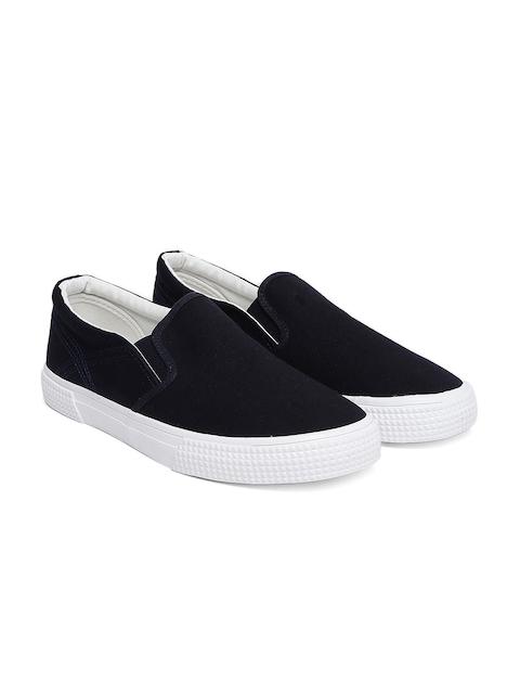 GAS Men Navy Blue Sneakers - buy   Squper