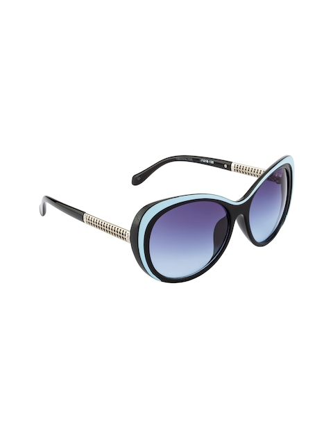 Ted Smith Women Oversized Sunglasses