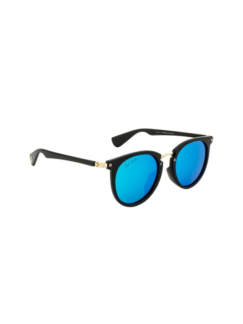 Ted Smith Women Round Sunglasses TS9910 T-4