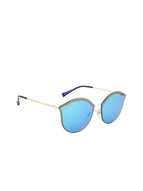 Ted Smith Women Cateye Sunglasses TS1601 C94