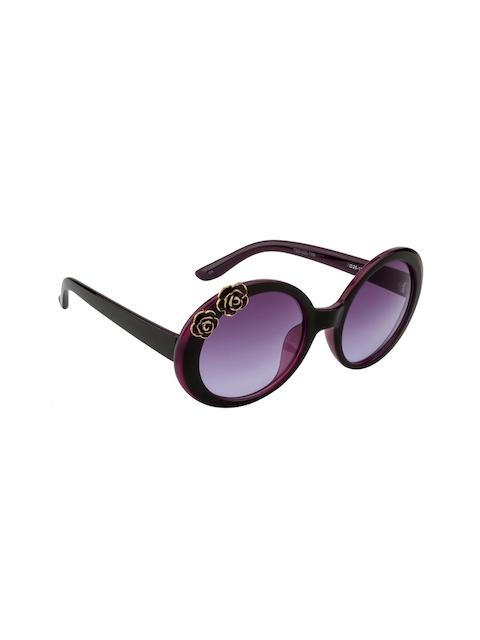 Ted Smith Women Round Sunglasses TSS1020 C4