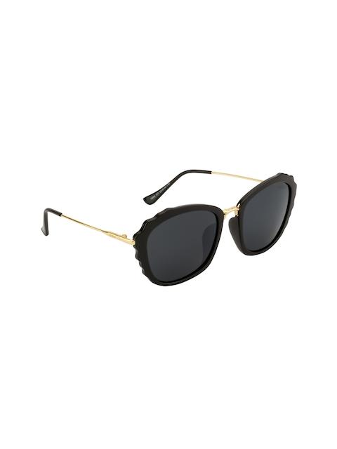 Ted Smith Women Square Sunglasses TS7989